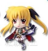 main photo of Ichiban Kuji Mahou Shoujo Lyrical Nanoha The Movie 2nd A's: Fate Testarossa Kyun-Chara