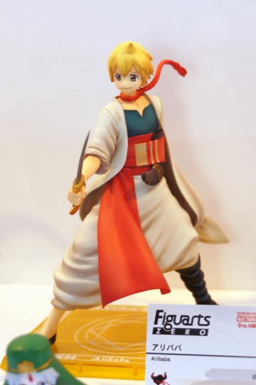 main photo of Figuarts ZERO: Alibaba Saluja