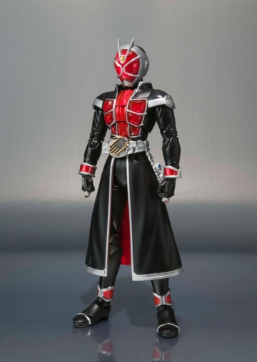 main photo of S.H.Figuarts: Kamen Rider Wizard Flame Style