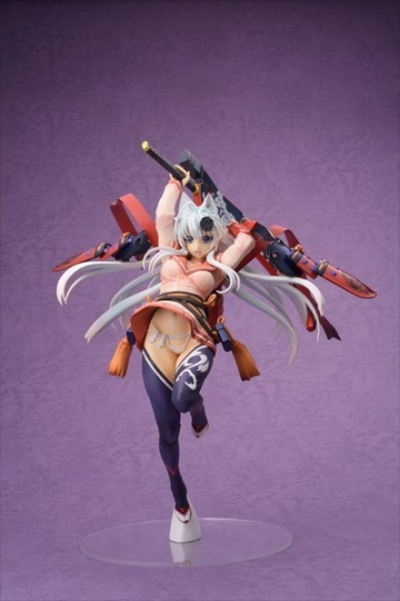 main photo of Yagyu Jubei Hakugin no Kenki ver.