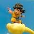 Dragon Ball DVD Bonus Figures Set: Kulilin, Bulma, Goku and Kame-Sennin
