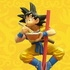 Dragon Ball DVD Bonus Figures Set: Goku, Piccolo, Tenshinhan and Chichi