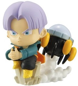 main photo of Dragon Ball Z Petit Imagination 2: Future Trunks