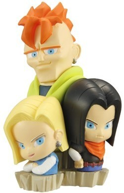 main photo of Dragon Ball Z Petit Imagination 2: 16, 17 & 18