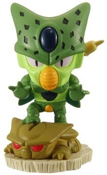 main photo of Dragon Ball Z Petit Imagination 2: Imperfect Cell