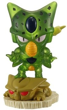 main photo of Dragon Ball Z Petit Imagination 2: Imperfect Cell Translucent Ver.