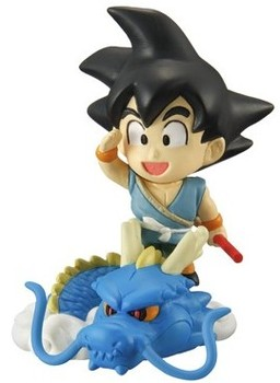main photo of Dragon Ball Z Petit Imagination 2: Son Goku