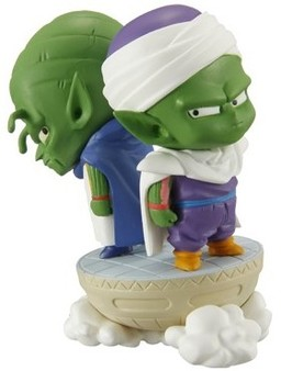 main photo of Dragon Ball Z Petit Imagination 2: Piccolo & Kami-sama