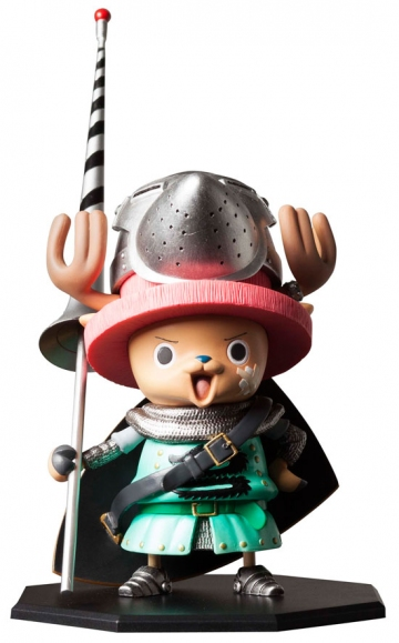 main photo of Door Painting Collection Figure: Tony Tony Chopper Knight Ver.