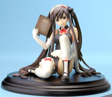 main photo of E2 Original Black School Swimsuit Maid Ver.