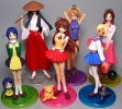 photo of Love Hina Limited Edition DVD Promo Figures: Mutsumi Otohime