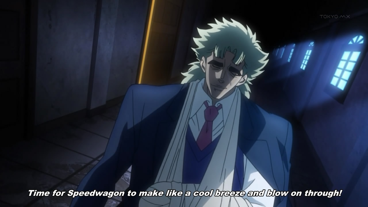Perhaps My Favorite So Far They Are A Group Of JoJo Fans Who Want To Sub The Anime As Best Possible Only Problem With Them Is That Subtitles