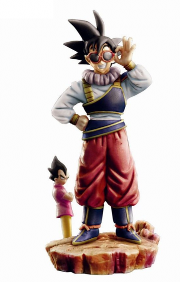 main photo of Dragon Ball Capsule Neo Cell-Kai: Goku & Vegeta