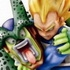 Dragon Ball Capsule Neo Cell-Kai: Super Vegeta vs Cell