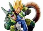 photo of Dragon Ball Capsule Neo Cell-Kai: Super Vegeta vs Cell