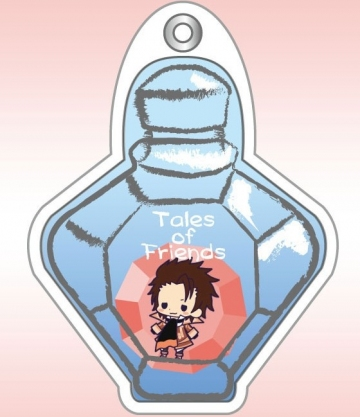 main photo of -es series nino- Tales of Friends Gel Charm Collection Vol.1: Alvin