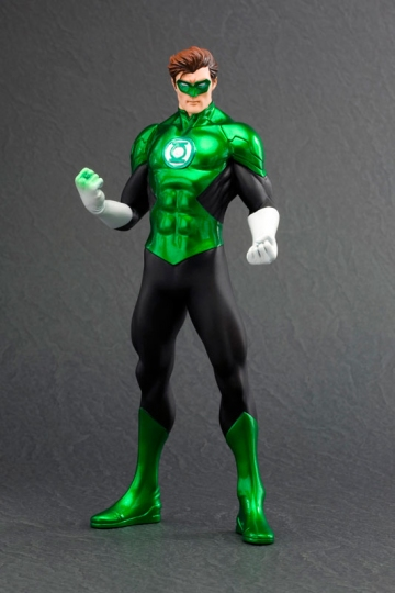 main photo of DC Comics New 52 ARTFX+ Green Lantern