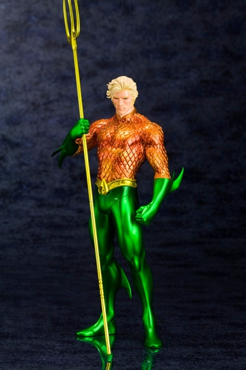 main photo of DC Comics New 52 ARTFX+ Aquaman