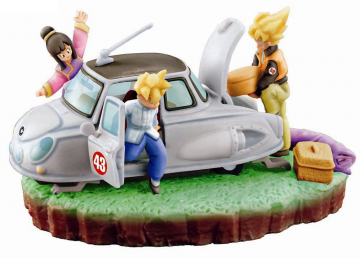 main photo of Dragon Ball Capsule Neo Cell-Kai: Family Kamehame-ha