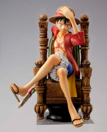 main photo of Chess Piece Collection R One Piece Vol.2: Monkey D. Luffy