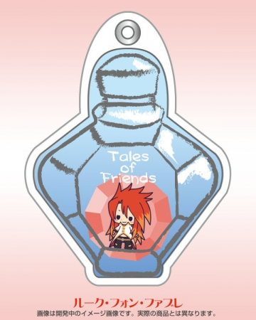 main photo of -es series nino- Tales of Friends Gel Charm Collection Vol.1: Luke fon Fabre