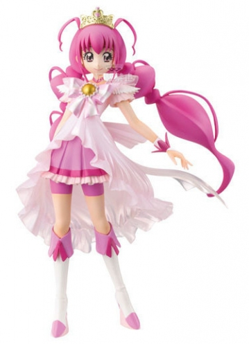 main photo of DXF Figure: Cure Happy Princess Form