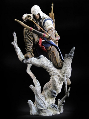 main photo of Assassin's Creed 3: Connor The Hunter