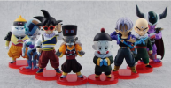 photo of Dragon Ball Z World Collectable Figure vol.5: Tenshinhan