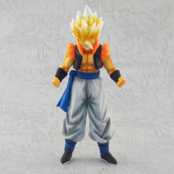 main photo of High Spec Coloring Figure: Super Saiyan Gogeta