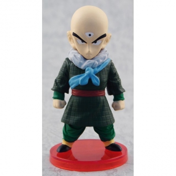 main photo of Dragon Ball Z World Collectable Figure vol.5: Tenshinhan