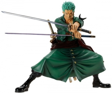 main photo of Figure Colosseum SCultures BIG Zoukeiou Chojho Kessen vol.5 Roronoa Zoro