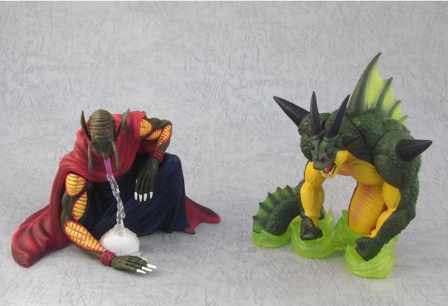 Photo Of Dragon Ball Z Creatures DX Porunga