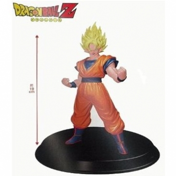 main photo of Dragon Ball Z DX Vol. 2: Super Saiyan Goku