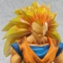 High Quality Colouring Figure: Son Goku SSj3