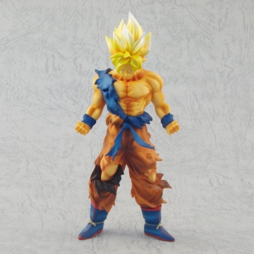 main photo of High Spec Coloring Figure: Super Saiyan Son Goku
