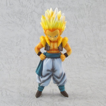 main photo of High Spec Coloring Figure: Gotenks