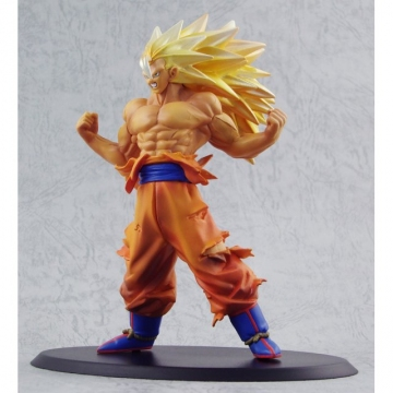 main photo of Dragon Ball Z DX Max Muscle Mania Vol. 1: Son Goku