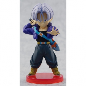 main photo of Dragon Ball Z World Collectable Figure vol.5: Trunks
