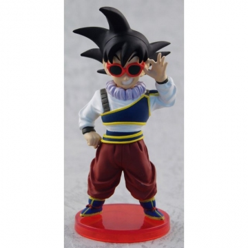 main photo of Dragon Ball Z World Collectable Figure vol.5: Son Goku