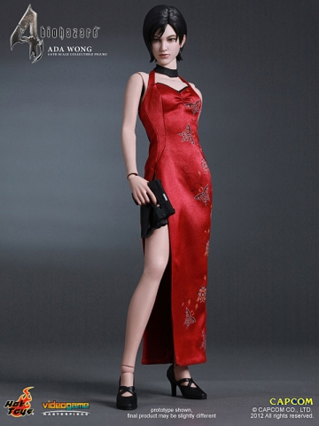 main photo of Video Game Masterpiece Ada Wong