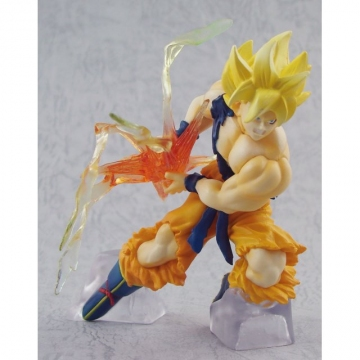 main photo of Super Effect Action Pose Figure Vol.1: Son Goku