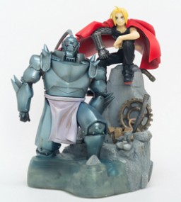 main photo of Book-in Figure: Edward Elric & Alphonse Elric