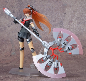 main photo of figma Labrys Famitsu Original Color Ver.