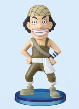 main photo of One Piece World Collectible Figure Vol.9: Usopp