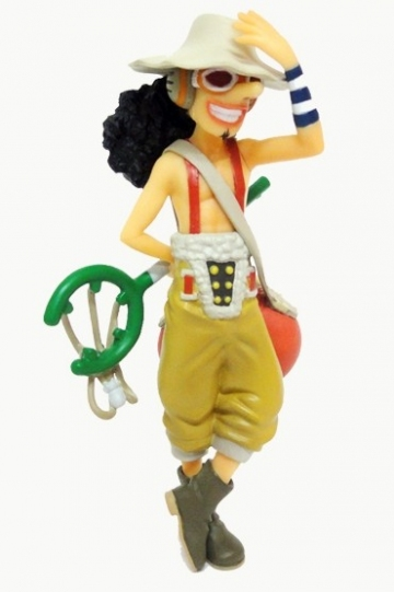 main photo of Half Age Characters one piece Vol.1: Usopp
