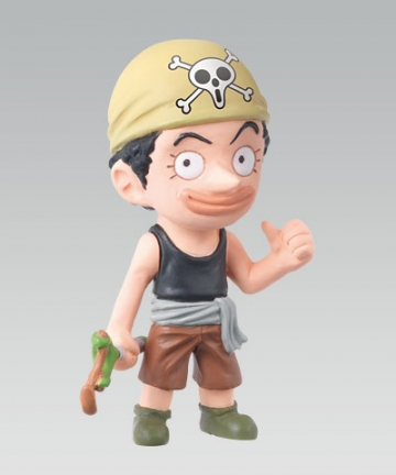 main photo of One Piece Collection Kawaranu Yume to Chikai Special: Usopp
