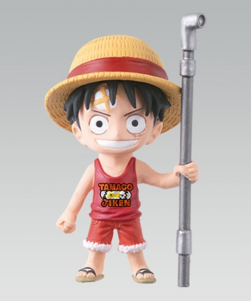 main photo of One Piece Collection Kawaranu Yume to Chikai Special: Monkey D. Luffy