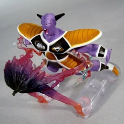 main photo of Super Effect Action Pose Figure Vol.2: Ginyu