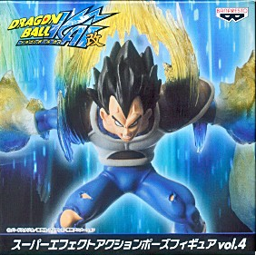main photo of Super Effect Action Pose Figure Vol.4: Vegeta