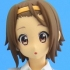 K-ON! Movie DXF Figure: Tainaka Ritsu HTT Gray Style Ver.
